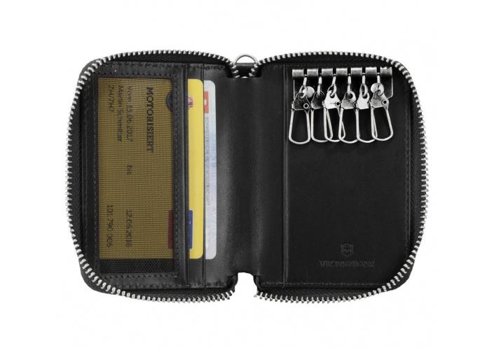 Victorinox Travel Gear Trousseau de clés Victorinox Altius Edge Clavius 605432 - Coutellerie du Jet d'eau