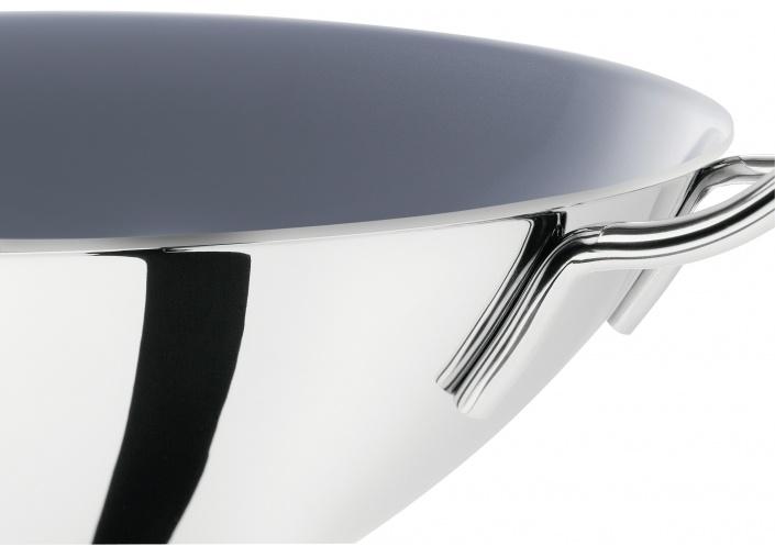 Wok Plus avec une poignée Zwilling (32 cm) 40992-032 - Coutellerie du Jet d'eau