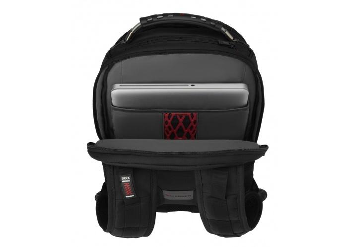 Wenger Travel Gear Sac à dos Wenger Ibex Ballistic Deluxe (26l.) 606493 - Coutellerie du Jet d'eau