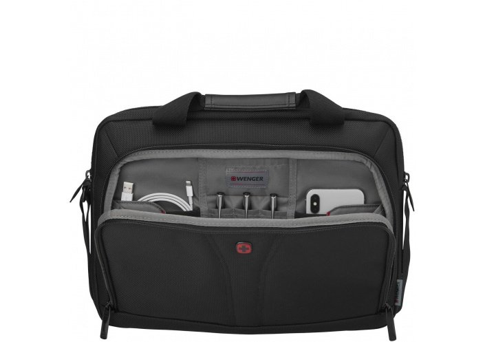Wenger Travel Gear Mallette Wenger BC Free pour ordinateur portable 14'' 606461 - Coutellerie du Jet d'eau