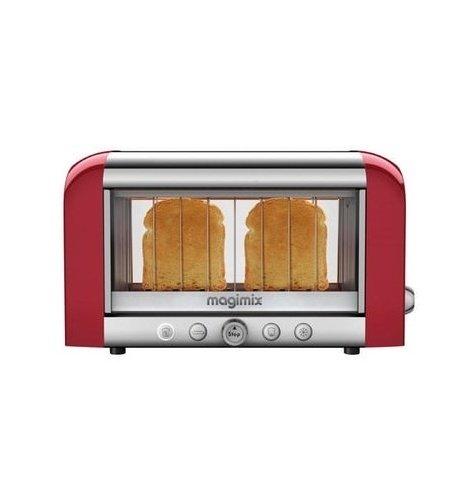 Magimix Grille-pain Magimix - Toaster Vision 111540 - Coutellerie du Jet d'eau
