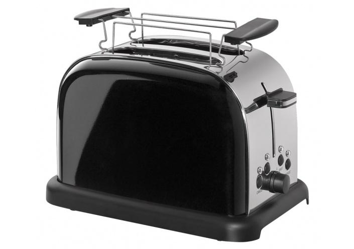 Cilio Grille-pain Cilio - Toaster rétro 491647 - Coutellerie du Jet d'eau