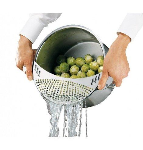 Küchenprofi Tamis égouttoir Küchenprofi 088212800 - Coutellerie du Jet d'eau