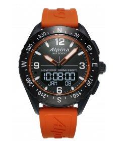 Alpina Alpina Smartwatch AlpinerX AL-283LBO5AQ6 - Coutellerie du Jet d'eau