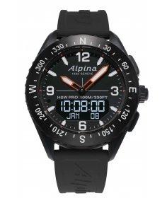 Alpina Alpina Smartwatch AlpinerX AL-283LBB5AQ6 - Coutellerie du Jet d'eau
