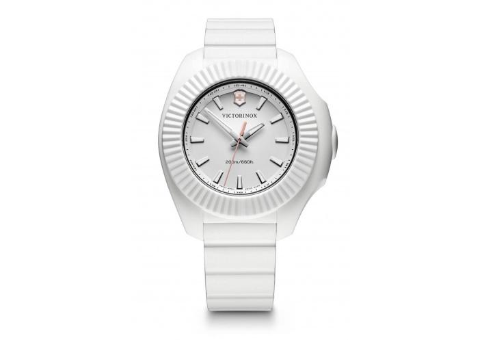 Victorinox Watches Victorinox I.N.O.X. V Cadran blanc 241769 - Coutellerie du Jet d'eau