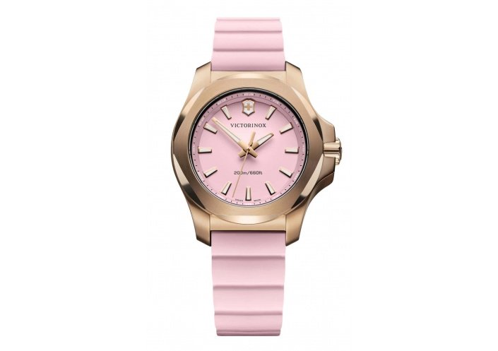 Victorinox Watches Victorinox I.N.O.X. V Cadran rose 241807 - Coutellerie du Jet d'eau