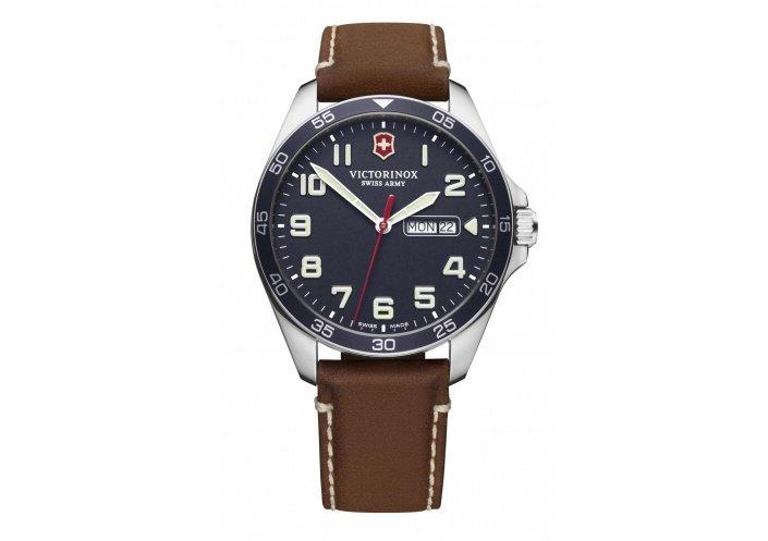Victorinox Watches Victorinox Fieldforce Cadran bleu 241848 - Coutellerie du Jet d'eau
