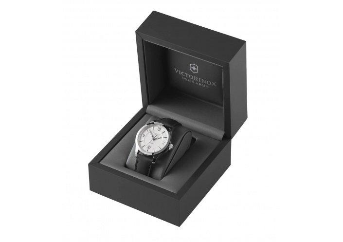 Victorinox Watches Victorinox Alliance Mechanical Cadran Blanc 241871 - Coutellerie du Jet d'eau
