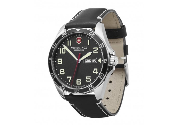 Victorinox Watches Victorinox Fieldforce Cadran noir 241846 - Coutellerie du Jet d'eau