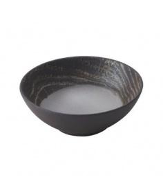 Revol Assiette à soupe Revol en porcelaine - Arborescence Pepper (Ø 14 cm) RE648392 - Coutellerie du Jet d'eau