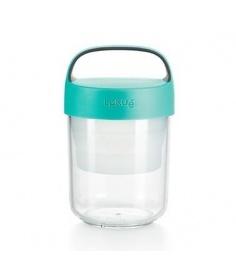 Lékué Jar To Go Lékué (40 cl) LE0301014Z07U150 - Coutellerie du Jet d'eau