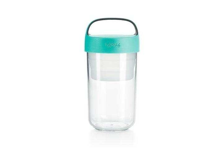 Lékué Jar To Go Lékué (60 cl) LE0301020Z07U150 - Coutellerie du Jet d'eau