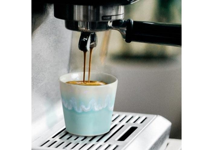 Costa Nova Lot de 3 gobelets expresso Grespresso Costa Nova Aqua LSC061AQ - Coutellerie du Jet d'eau