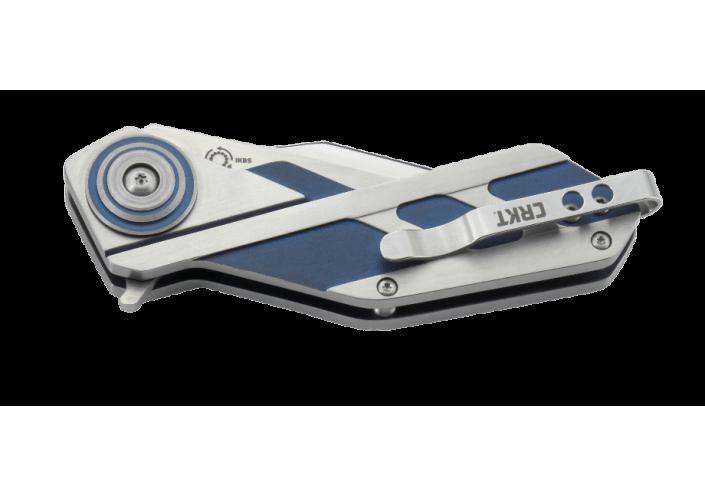 CRKT Couteau pliant CRKT Deviation 2392 - Coutellerie du Jet d'eau