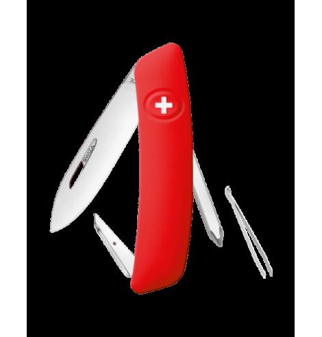 Swiza Swiss Knives Couteau suisse Swiza D02 Standard KNI.0020.1000 - Coutellerie du Jet d'eau