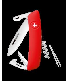 Swiza Swiss Knives Couteau suisse Swiza D03 Standard KNI.0030.1000 - Coutellerie du Jet d'eau