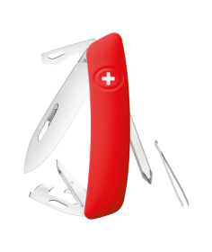 Swiza Swiss Knives Couteau suisse Swiza D04 Standard KNI.0040.1000 - Coutellerie du Jet d'eau