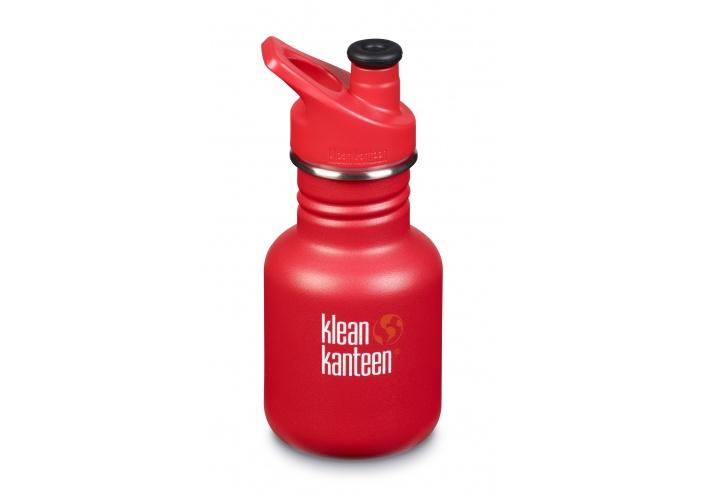 Klean Kanteen Gourde Kid Kanteen Classic (avec Sport Cap) 355ml 1005853 - Coutellerie du Jet d'eau