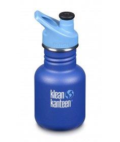 Klean Kanteen Gourde Kid Kanteen Classic (avec Sport Cap bleu) Surfs Up 355ml 1005854 - Coutellerie du Jet d'eau
