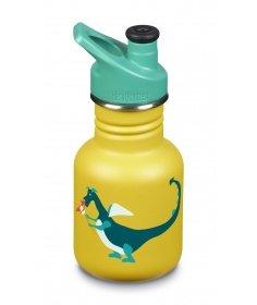 Klean Kanteen Gourde Kid Kanteen Classic (avec Sport Cap turquoise) Dragon Snack 355ml 1005857 - Coutellerie du Jet d'eau