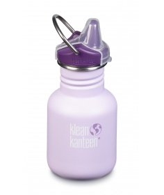 Klean Kanteen Gourde Kid Kanteen Classic (avec Sippy Cap violet) Sugarplum Fairy 355ml 1005848 - Coutellerie du Jet d'eau