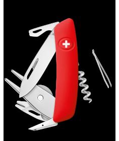 Swiza Swiss Knives Couteau suisse Swiza GO05TT Golf Tick-Tool KGO.0090.1000 - Coutellerie du Jet d'eau