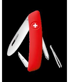 Swiza Swiss Knives Couteau suisse Swiza J02 R Junior KNR.0021.1000 - Coutellerie du Jet d'eau